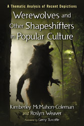Werewolves and Shapeshifters in Popular Culture