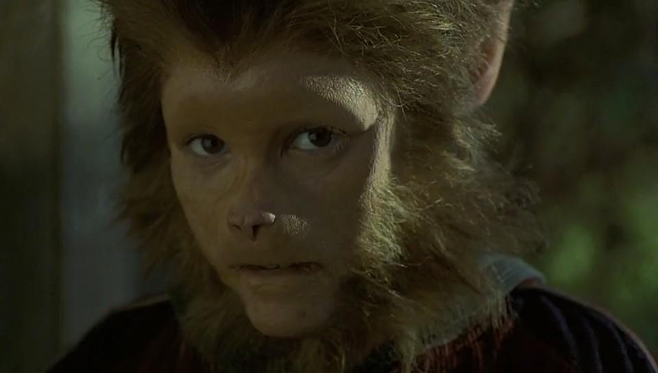 Reginald monkey