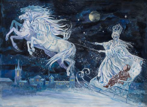 The_Snow_Queen_by_Elena_Ringo