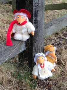 wombles on commmon